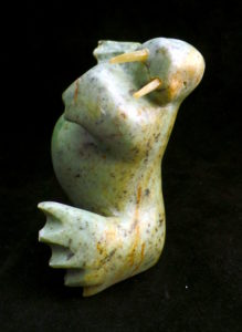 Soapstone Carving Walrus