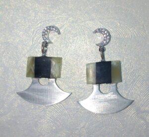 Muskox Horn and Baleen Ulus